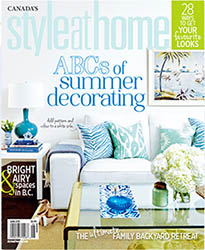 Style at Home June 2015